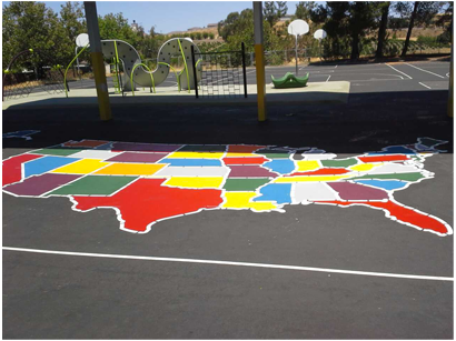 Playground Construction and Paving Services