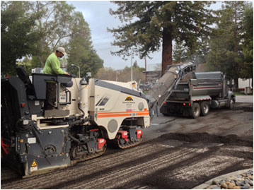 caltrans paving contractor