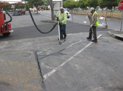 Commercial Cement Driveway Construction and Repairs
