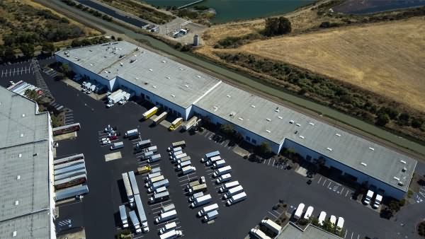 Paving Services for Industrial Parks